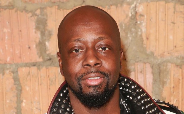 Haitian-American rapper Wyclef Jean, a former Fugee, is 47. (Associated Press: Amy Sussman)