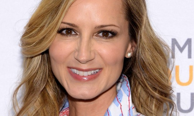 Country singer Chely Wright is 43. (Photo by Jamie McCarthy/Getty Images for Family Equality Councel)