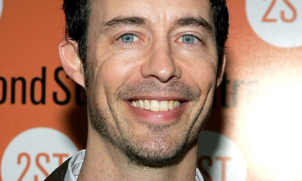 "Actor Tom Cavanagh of ""Ed"" is 46. (Photo by Paul Hawthorne/Getty Images)"