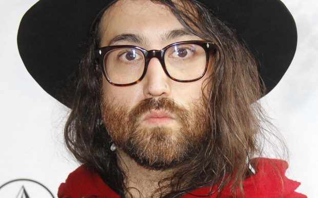 Musician Sean Ono Lennon, born on his dad John's 35th birthday, is 41. His latest band is the Ghost of a Saber Tooth Tiger, with his girlfriend, Charlotte Kemp Muhl. (Getty Images: Rahav Segev)
