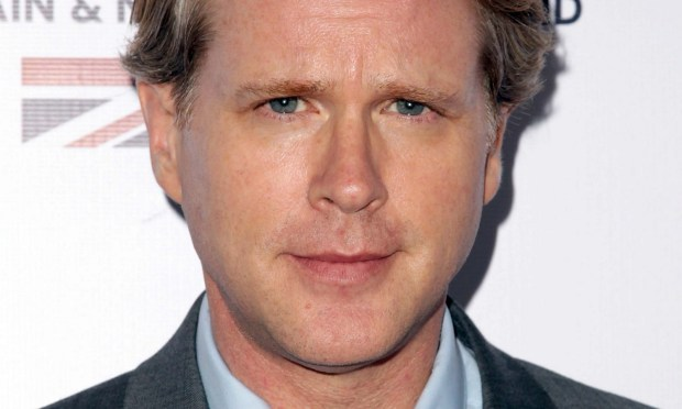 "Actor Cary Elwes -- ""Granite Flats,"" ""The Princess Bride"" -- is 52. (Photo by David Buchan/Getty Images)"