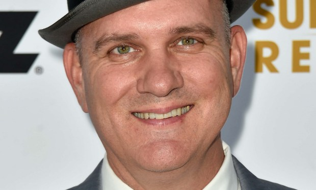 "Actor Mike O'Malley of ""Glee"" is 50. (Frazer Harrison/Getty Images)"
