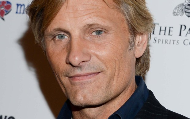 "Actor Viggo Mortensen — ""The Road,"" ""The Lord of the Rings"" movies — is 58. (Associated Press: Evan Agostini)"