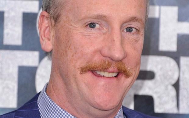 "Actor Matt Walsh of ""Veep"" is 52. (Getty Images: Stephen Lovekin)"