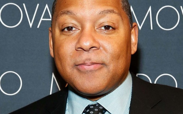 Jazz trumpeter Wynton Marsalis is 55. (Getty Images: Cindy Ord)