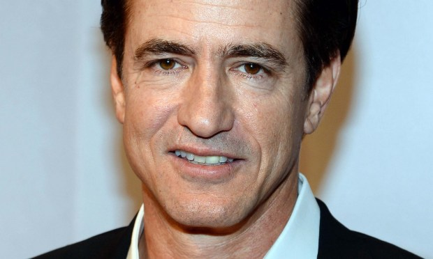 "Actor Dermot Mulroney is 53. He's known for his role in ""My Best Friend's Wedding"" and ""August: Osage County,"" but appears now on the TV series ""Enlightened"" and ""New Girl."" (Photo by Ethan Miller/Getty Images for Keep Memory Alive)"