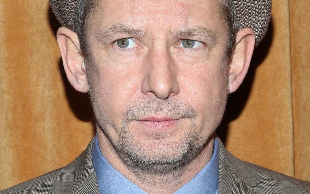 "Actor Ian Hart of ""Boardwalk Empire"" and FX's ""The Bridge"" is 52. He also portrayed He Who Must Not Me Named in the ""Harry Potter"" movies. (Getty Images: Rob Kim)"