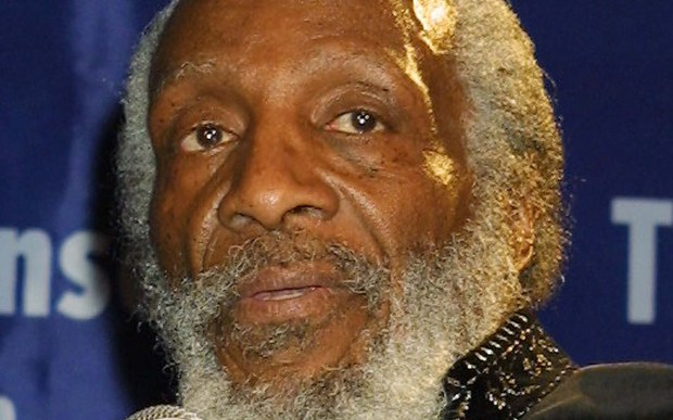 Comedian-activist Dick Gregory is 84. (Newsmakers: George De Sota)