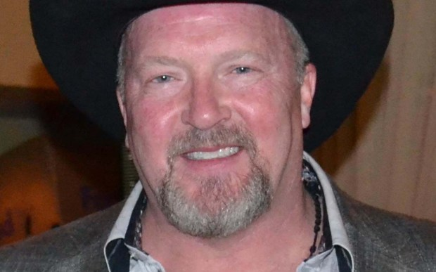 Country singer John Wiggins is 54. (Courtesy of galleryhip.com)
