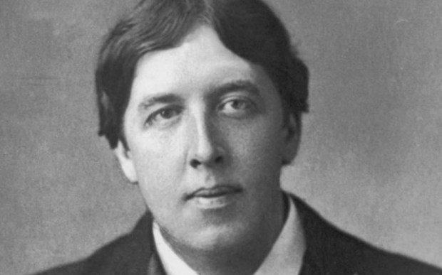 "Irish playwright, novelist, essayist, poet and wit Oscar Wilde was born on this day in 1854. He's beloved for his comic plays such as ""The Importance of Being Earnest"" and ""An Ideal Husband"" and the novel ""The Picture of Dorian Grey."" This photo is from May 1889, 11 years before his death. (Getty Images: W. and D. Downey)"