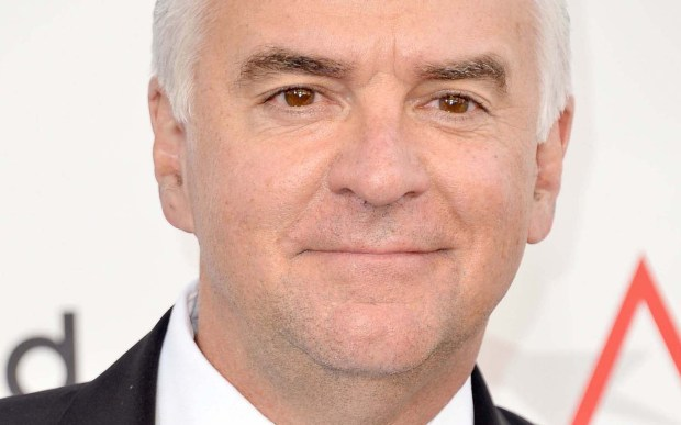"Actor John George O'Hurley of ""Seinfeld"" and ""Family Feud"" is 62. He also brings his great comedic voice to such animated shows as ""Scooby-Doo"" and ""SpongeBob."" (Getty Images: Alberto E. Rodriguez)"