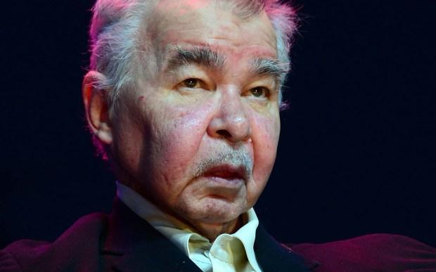 Singer John Prine is 71. (Getty Images: Frazer Harrison)