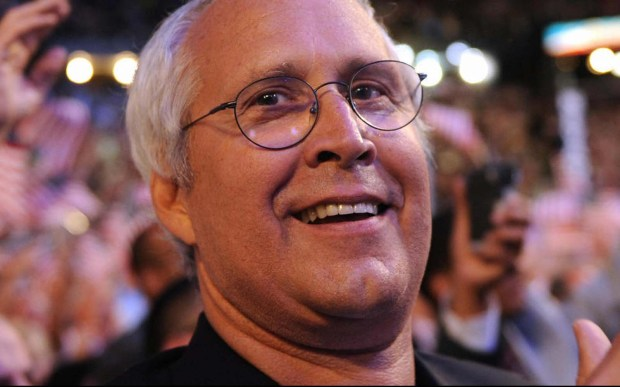 "Actor-comedian and ""Saturday Night Live"" player Chevy Chase is 73. These days, he's seen on ""Community,"" but his big funny repertoire includes the ""Vacation"" movies, ""Caddyshack"" and ""Fletch."" (Getty Images: Robyn Beck)"