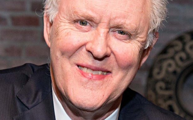 "Actor John Lithgow of ""Third Rock From the Sun"" and ""Shrek"" is 71. (Associated Press: Scott Roth)"