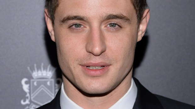 "English actor Max Irons -- ""Red Riding Hood,"" TV's ""The White Queen"" -- is 31. He's actor Jeremy Irons' son. (Evan Agostini/Invision/AP)"
