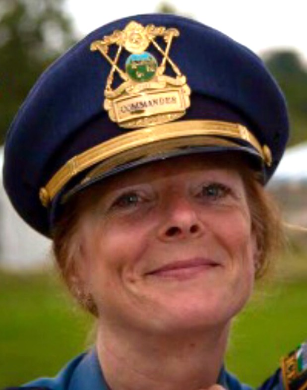 St. Paul Police Cmdr. Trish Englund died Monday, Oct. 24, 2016. She was 54 and was diagnosed with cancer in January. (Courtesy photo)