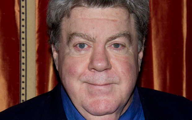 "Actor George Wendt — who played Norm on ""Cheers"" — is 68. Also, a good sentence name. (Associated Press: Charles Sykes)"
