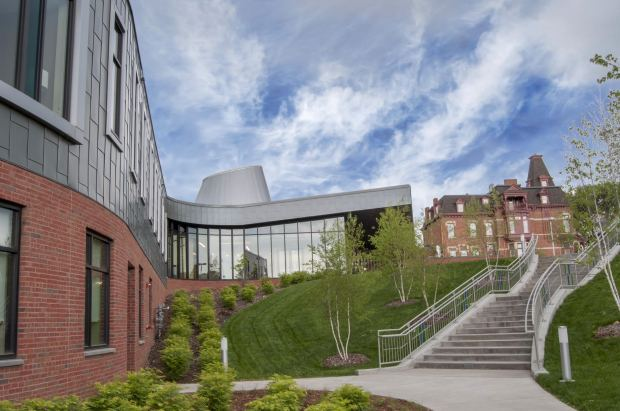 The Fellowship Club in St. Paul recently underwent a $25 million expansion and renovation. The campaign was helped, in part, by a $3 million donation from the George Lucas Family Foundation. (Courtesy of Hazelden Betty Ford Foundation)