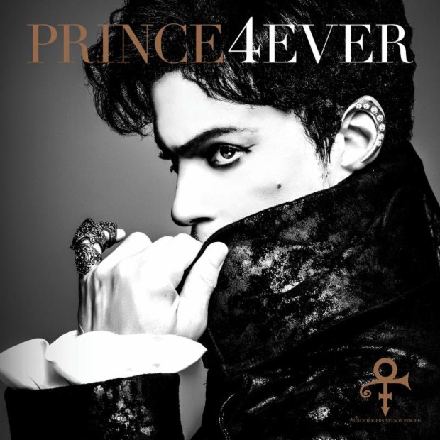 """Prince 4Ever"" is a new Prince compilation."