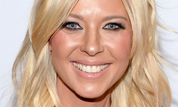 "Model-actress and trainwreck Tara Reid — of ""American Pie"" and ""Sharknado"" but also the Coen brothers movie ""The Big Lebowski"" — is 41. (Getty Images : Michael Kovac)"