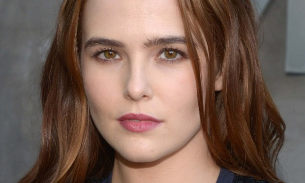 """Actress Zoey Deutch of """"Ringer"""" and """"Vampire Academy"""" is 22. She's daughter of actress and Rochester native Lea Thompson. (Jason Kempin/Getty Images)"""