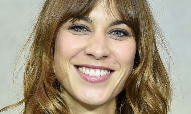 British It Girl and TV host Alexa Chung is 33. (Getty Images: Pascal Le Segretain)