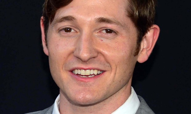 "Actor Lucas Neff of ""Raising Hope"" is 31. (FREDERIC J. BROWN/AFP/Getty Images)"