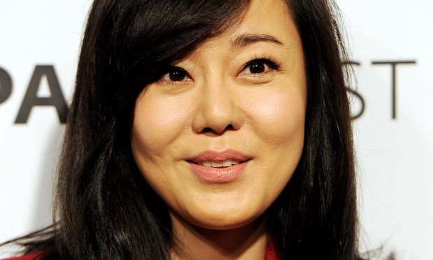 "Actress Yunjin Kim of ""Lost"" is 43. (Kevin Winter/Getty Images)"