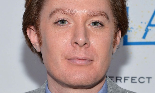 Singer Clay Aiken is 38. (Getty Images: Mike Coppola)