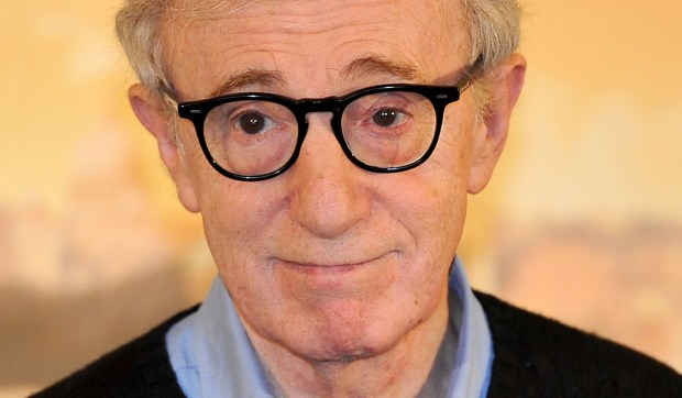 "Actor-director Woody Allen -- whose considerable credits include ""Annie Hall,"" ""Manhatten"" and ""Midnight in Paris"" -- is 81. (Getty Images: Alberto Pizzoli)"