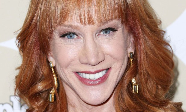 Actress Kathy Griffin is 53. (Frederick M. Brown/Getty Images)
