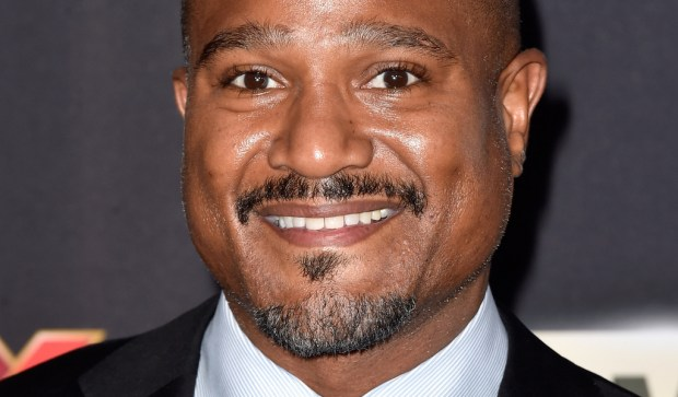 "Actor Seth Gilliam -- ""The Wire,"" and more recently, ""The Walking Dead"" -- is 48. (Getty Images: Frazer Harrison)"