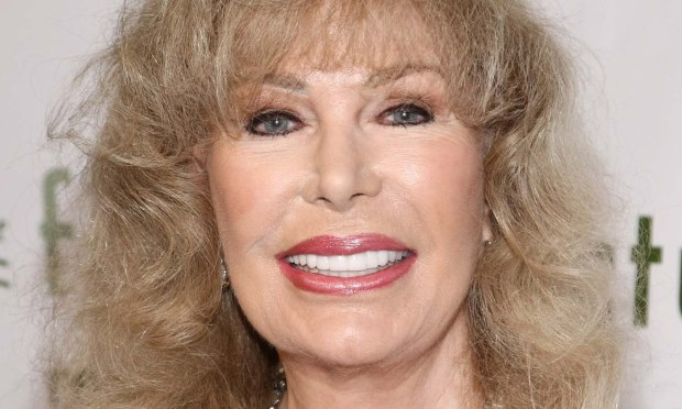"Actress Loretta Swit of ""M.A.S.H."" is 79. (Photo by Neilson Barnard/Getty Images)"