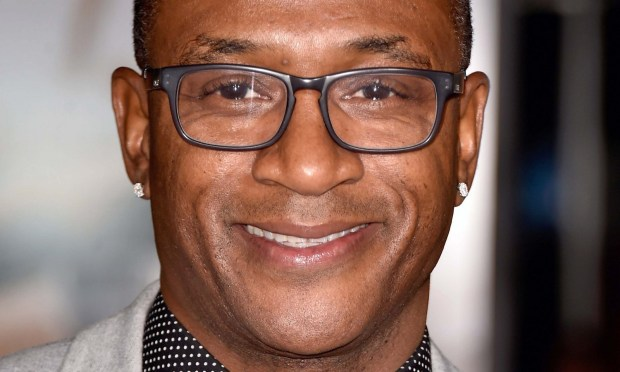 "Comedian Tommy Davidson of ""In Living Color"" is 53. (Frazer Harrison/Getty Images)"