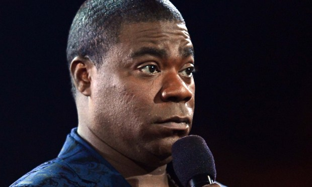 "Comedian and actor Tracy Morgan -- of ""30 Rock"" and ""Saturday Night Live"" -- is 48. (Getty Images: Ethan Miller)"