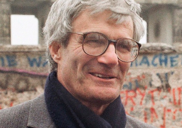 Former U.S. Senator from Minnesota Rudy Boschwitz is 85. He's shown at the Berlin Wall in 1990, on his first visit to the city where he was born since he and his Jewish family fled Nazi Germany in 1933. Boschwitz attended law school and served in the U.S. Army Signal Corps before settling in Minnesota and starting a chain of home-improvement stores. The conservative Republican served in the U.S. Senate from 1978 until 1991, when he lost to the late Paul Wellstone. (AP Photo/Jockel Finck)