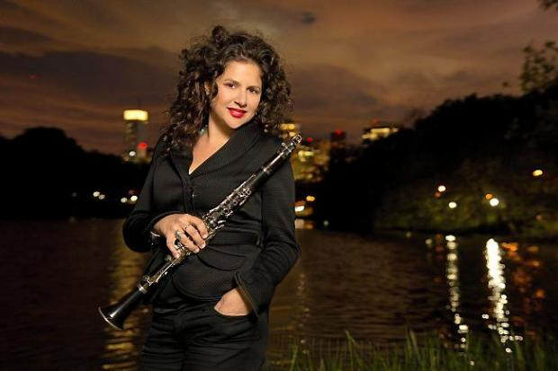 Clarinetist/saxophonist Anat Cohen. (Courtesy of the Twin Cities Jazz Festival)