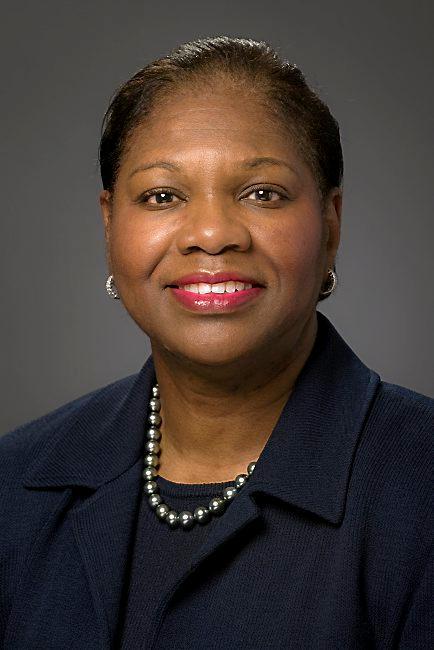 Fayneese S. Miller (Courtesy of Hamline University)