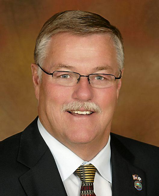 Minnesota state Sen. Bill Ingebrigtsen, R-Alexandria. (Minnesota Senate photo)
