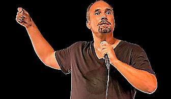 """Roger Guenveur Smith is """"Rodney King"""" at Penumbra Theatre. (Craig Schwartz)"""