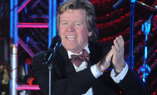 "Singer Peter Noone of Herman's Hermits is 69. The band's hits included ""I'm into Something Good,"" ""Mrs. Brown, You've Got a Lovely Daughter"" and ""I'm Henry the Eighth, I Am."" (Associated Press: Katy Winn)"