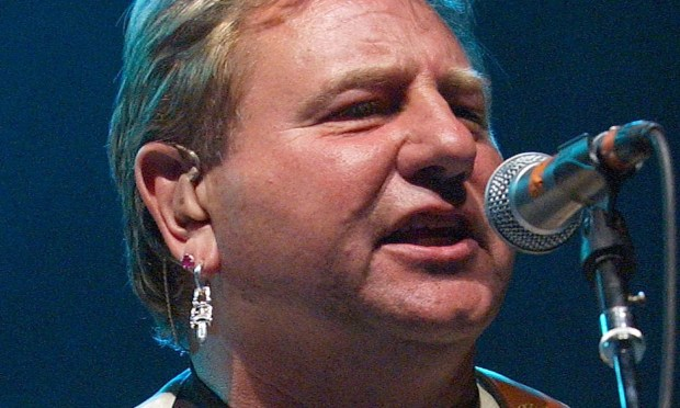 Singer-guitarist Greg Lake of Emerson, Lake and Palmer is 69. (Getty Images)