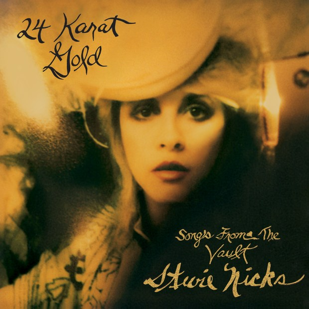 "Stevie Nicks' most recent solo album, ""24 Karat Gold: Songs from the Vault."""