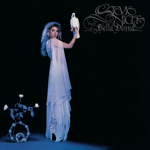 "Stevie Nicks' debut solo album, ""Bella Donna."""