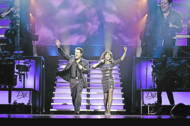 Donnie and Marie Osmond (Courtesy photo)