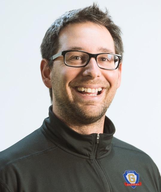 Andrew Lecker, director of lacrosse, Gentry Academy in Arden Hills.