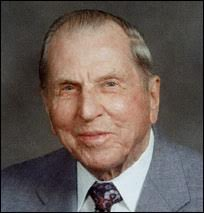 Harold Meissner, former president and vice chair of Andersen Corp., died Nov. 5, 2016; he was 98 years old. (Courtesy photo)
