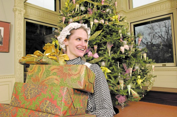 Experience Christmas at the James J. Hill House. (Minnesota Historical Society)