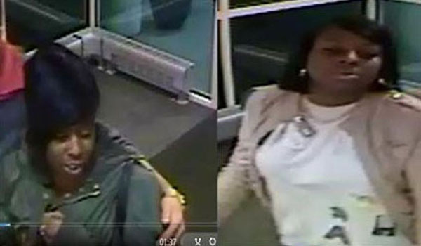 Authorities are trying to identify these two women who may have information related to the death of Hussain Saeed Alnahdi, 24, a UW-Stout junior majoring in business administration. (Courtesy of the Menominie Police Department)