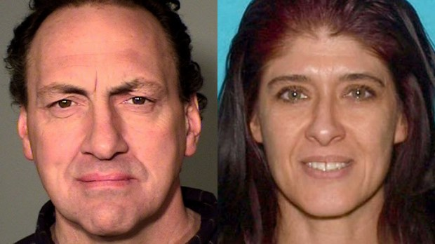 Timothy James Barr, left, and Michelle Newell (Courtesy photos)